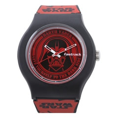 Fastrack Star Wars Red Dial Analog Unisex Watch