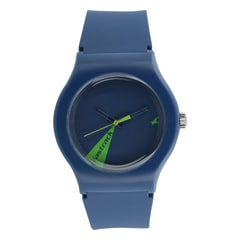 The Minimalists from Fastrack Tees - Blue Dial Analog Watch