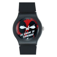 Deadpool by Fastrack Black & Red Dial Analog Unisex Watch