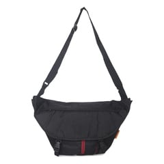 Fastrack Black Polyester Sling Bag For Women-A0304NBK01AA