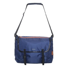 Fastrack Blue Messenger Bag for Men-A0321NBL01