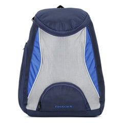 Fastrack Blue Polyester Casual Backpack For Men-A0325NBL01