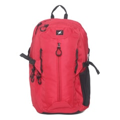 Fastrack Hi Utility Red Backpack-A0335NRD01