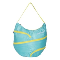 Fastrack Polyester Sea Blue Hobo Bag For Women-A0503NBL01