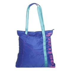Fastrack Blue Non Leather Tote Bag For Women-A0506NBL01