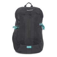 Fastrack Black Backpack-A0511NBK01
