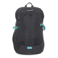 Fastrack Black Backpack-A0511NBK01