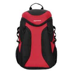 Fastrack Black Backpack-A0512NBK01