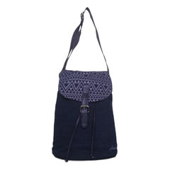 Fastrack Navy Blue Bag for Women