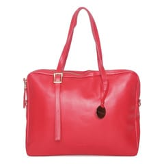 Fastrack Red Laptop Bag for Women