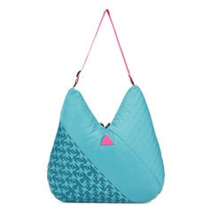 Fastrack Blue Hobo for Women