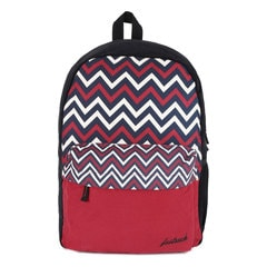 Fastrack Red Backpack for Women
