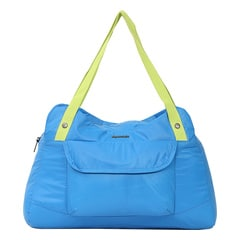 Fastrack Blue Polyester Handbag for Women