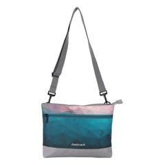 Fastrack Grey Sling Bag for Women