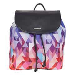 Fastrack Blue Polycanvas Bag for Women