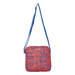 Fastrack Bicolour Polyester Canvas Bags for Women