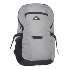 Fastrack Grey Backpack For Men-A0612NGY01