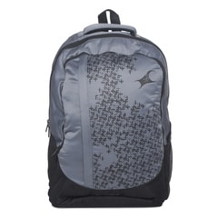 Fastrack Grey Laptop Bag for Men-A0614NGY01