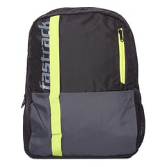 Fastrack Black Laptop Bag for Men-A0615NBK01