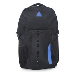 Fastrack Black-Grey Backpack for Men-A0616NBK01