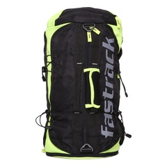 Fastrack Yellow-Black Duffle Bag for Men-A0617NGR01