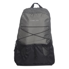 Fastrack Grey Backpack for Men-A0622NGY01