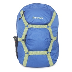 Fastrack Blue Backpack for Men