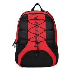 Fastrack Red Backpack for Men