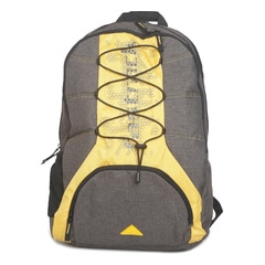 Fastrack Grey Backpack for Men