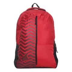 Fastrack Red Backpack for Men