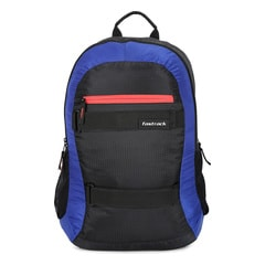 Fastrack Blue Unisex Backpack