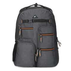 Fastrack Grey Unisex Backpack