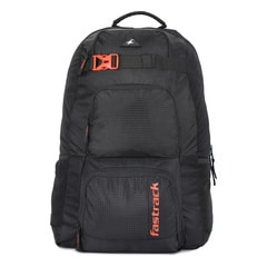 Fastrack Grey Color Backpack for Men