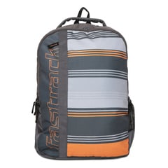 Fastrack Orange Backpack