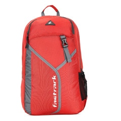 Fastrack Back to Campus Red Unisex Backpack