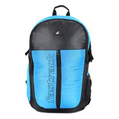 Fastrack Back to Campus Blue Unisex Backpack