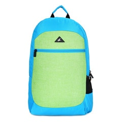 Fastrack Back to Campus Green Unisex Backpack