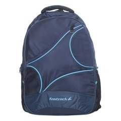 Fastrack Blue Sling Bag for Men