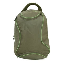 Fastrack Green Non Leather Laptop Backpack For Men-AC001NGR02AB