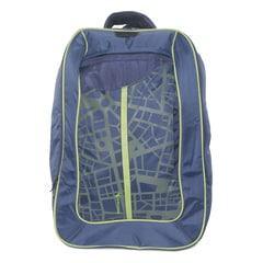 Fastrack Blue Unisex Laptop Backpack-AC003NBL01AB