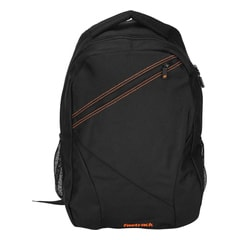 Fastrack Non Leather Black Laptop Backpack-AC019NBK01AE