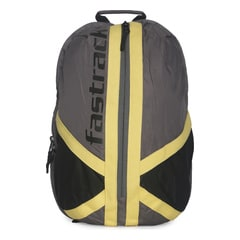 Fastrack Grey Backpack For Men-AC027NGY01