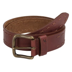 Fastrack Brown Leather Belts for Men