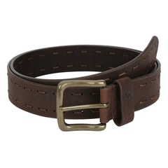 Fastrack Brown Leather Belt for Men