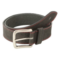 Fastrack Black Leather Belt for Men
