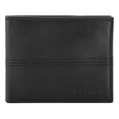 Fastrack Wallet Genuine Leather Guys-C0327LBK02