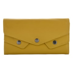 Fastrack Yellow Wallet For Women-C0360LYL01