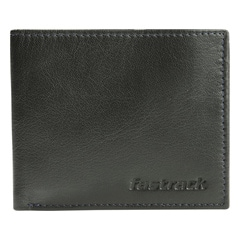 Fastrack Black Wallet For Men-C0370LBK01