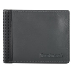 Fastrack Leather Grey Wallets for Men-C0390LGY01