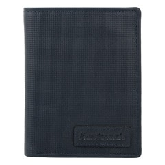 Fastrack Blue Leather Wallet for Men